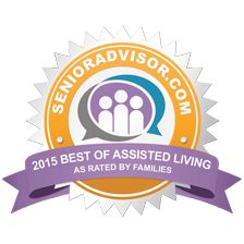 2015 Assisted Living Award
