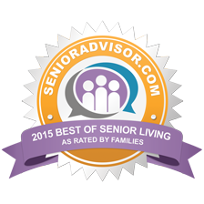 2015 Senior Living Award
