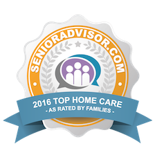 2016 Best of Home Care Award - Elite Senior Home Care