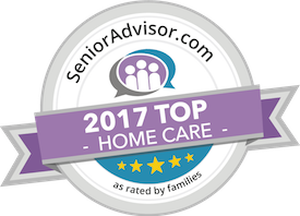 2017 Best of Home Care Award - Elite Senior Home Care
