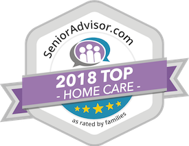 2018 Home Care Award