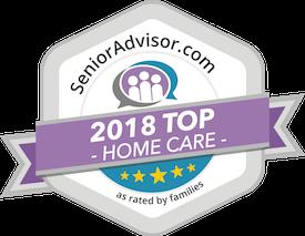 2018 Home Care Award