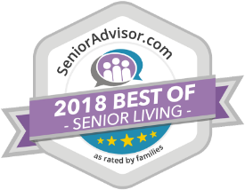 2018 Best of Senior Living Award - Elite Senior Home Care