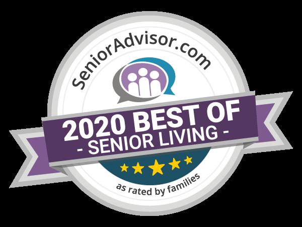 2020 Senior Living Award