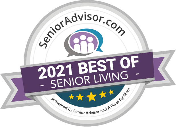 2021 Senior Living Award