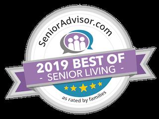 2019 Senior Living Award