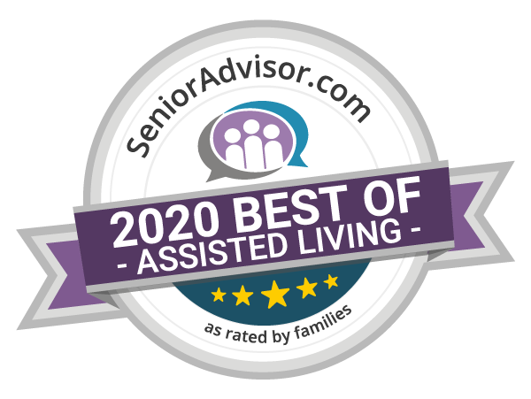 2020 Assisted Living Award